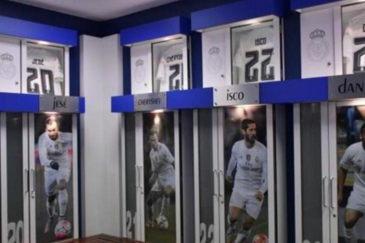 Real Madrid Foto:realmadrid.com. Imagen Por: