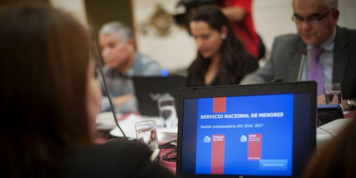 Los directores del Sename en los 11 años que fallecieron 210 menores en centros de la institución
