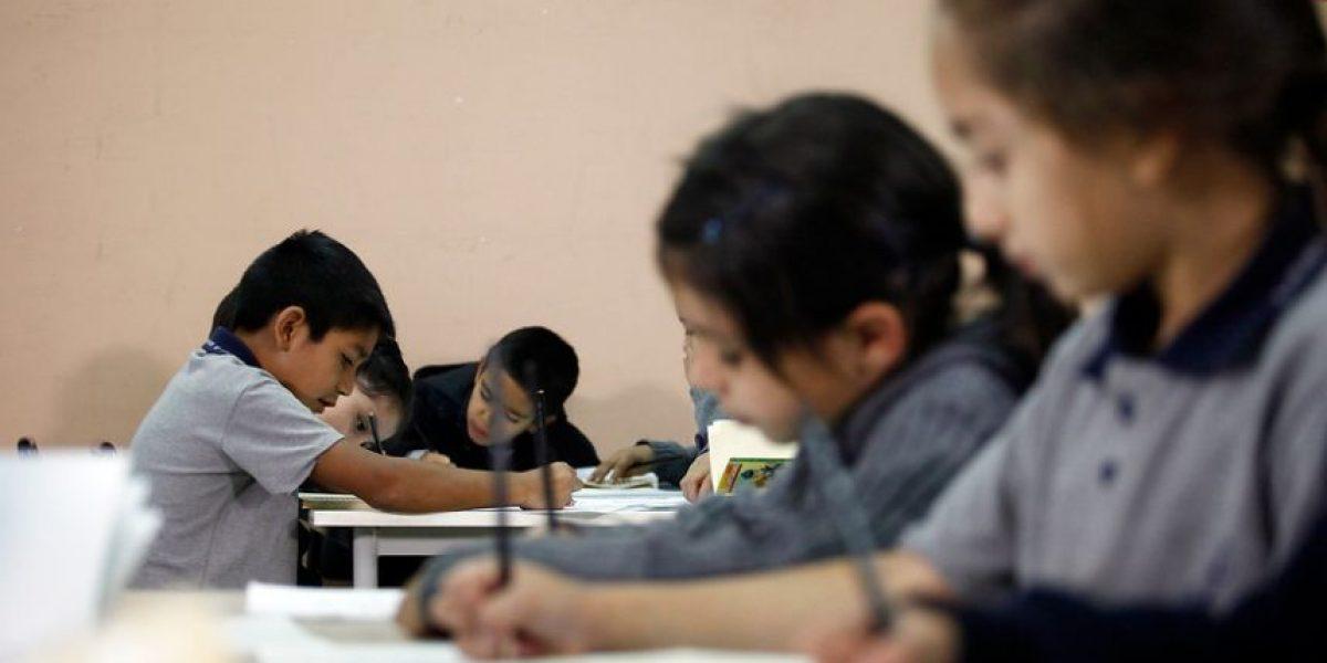 El 50% de los 20 mejores colegios del Simce de escritura son particulares subvencionados