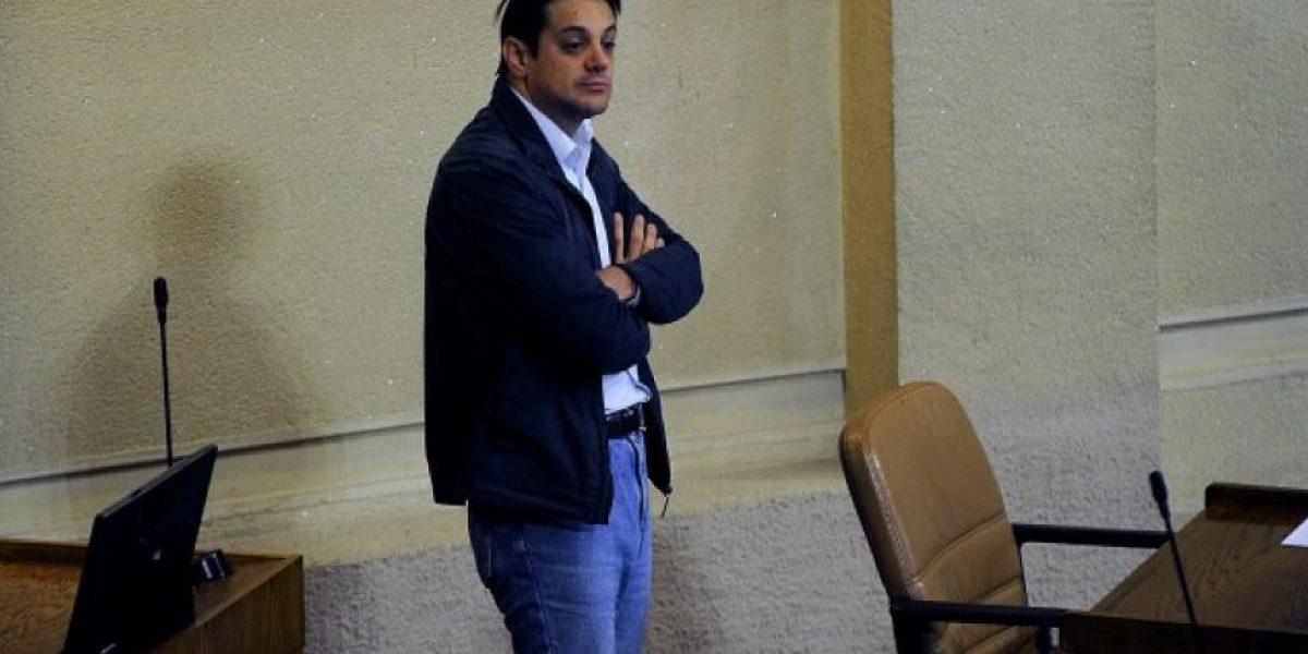 Dictan orden de detención contra Gaspar Rivas tras no presentarse a audiencia con Andrónico Luksic