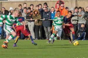 El pequeño atacante ofensivo debutó con sólo 13 años en la Sub 20 del Celtic. Foto:Paul Dolan-Flickr. Imagen Por: