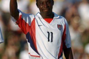 Freddy Adu debutó en la MLS a los 14 años. Es el más joven que lo hace en una liga profesional de Estados Unidos Foto:Getty Images. Imagen Por:
