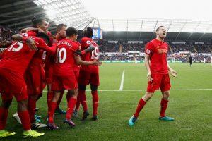 10.- Liverpool (356 millones) Foto:Getty Images. Imagen Por: