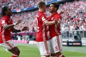 9.- Bayern Munich (357 millones) Foto:Getty Images. Imagen Por: