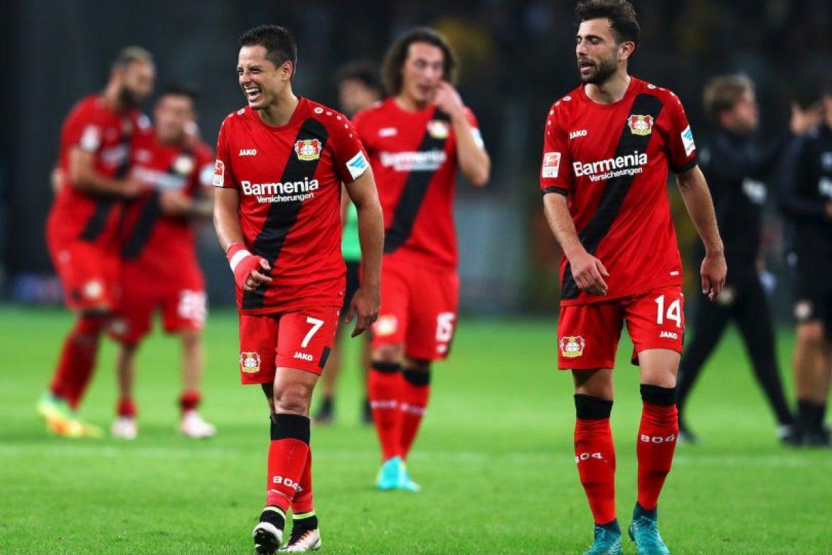 El delantero ha tenido un renacer en el fútbol alemán y ahora volvió a los aplausos del público. Imagen Por: