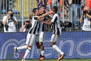 7.- Juventus (395 millones) Foto:Getty Images. Imagen Por:
