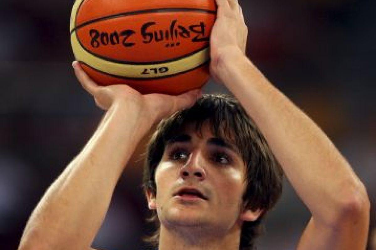 Ricky Rubio tenía 14 años cuando debutó en la Liga ACB Foto:Getty Images. Imagen Por: