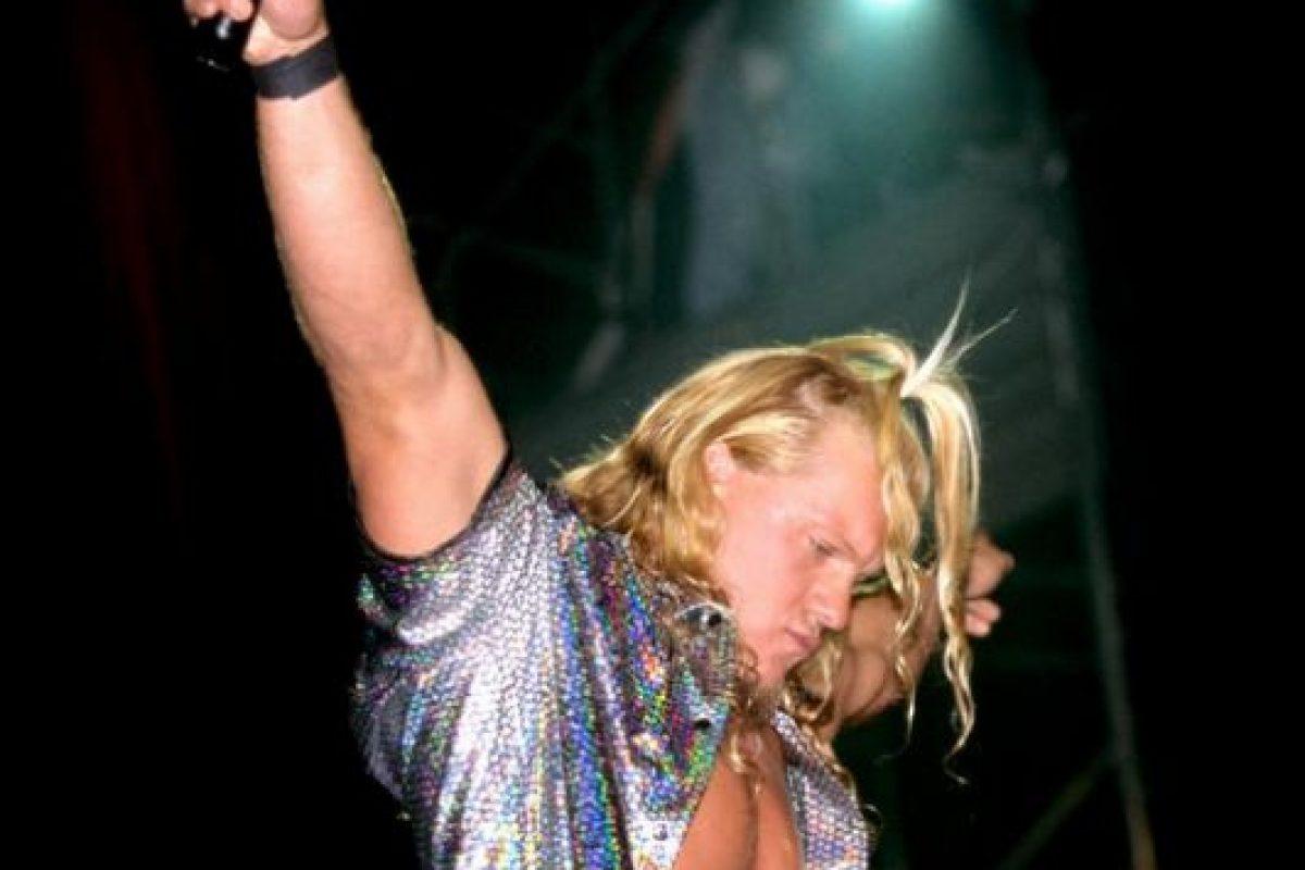 """""""El Ayatolla of Rock N' Rolla"""" – Chris Jericho Foto:WWE. Imagen Por:"""