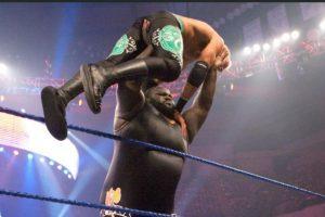 """""""El Hombre más fuerte del mundo"""" – Mark Henry Foto:WWE. Imagen Por:"""