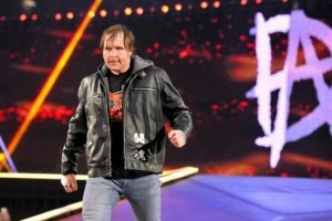 """""""El Lunático"""" – Dean Ambrose Foto:WWE. Imagen Por:"""