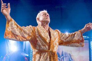 """""""El Jugador más sucio del juego"""" – Ric Flair Foto:WWE. Imagen Por:"""