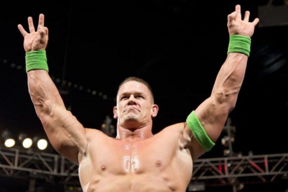 """The Champ"" – John Cena Foto:WWE. Imagen Por:"