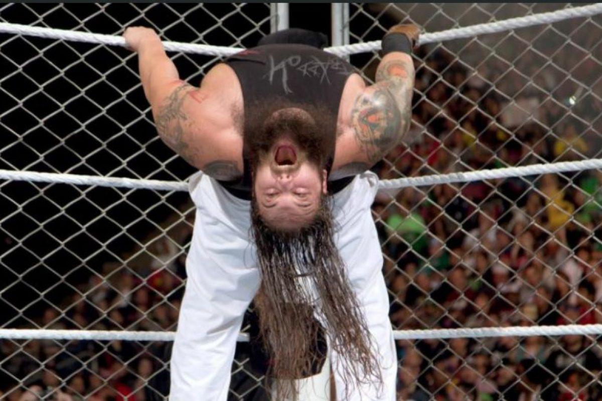 """""""Devorador de Mundos"""" – Bray Wyatt. Imagen Por:"""