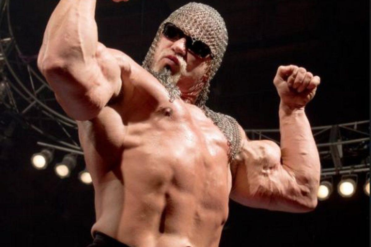 """""""Big Poppa Pump"""" – Scott Steiner. Imagen Por:"""