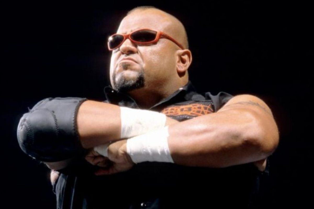 """""""La Máquina humana de Suplexes"""" – Tazz Foto:WWE. Imagen Por:"""