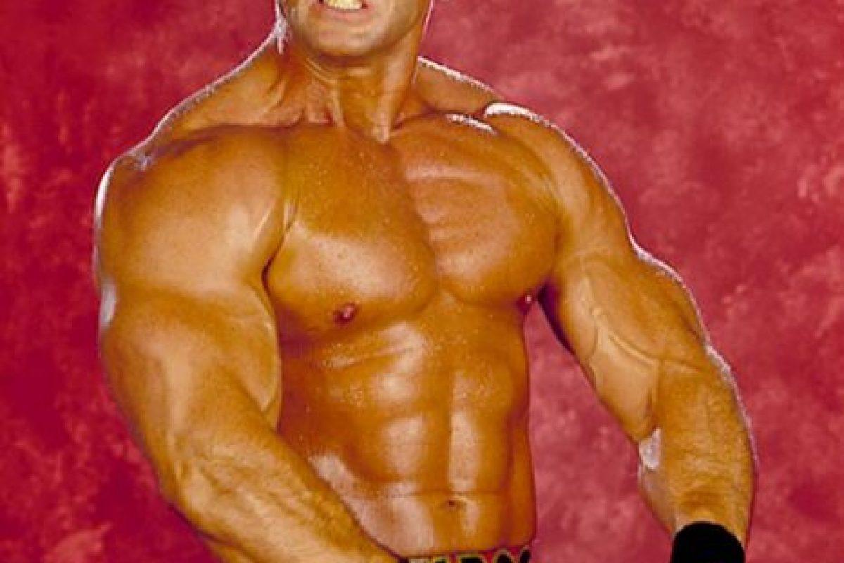 """""""El Hombre más peligroso del mundo"""" – Ken Shamrock Foto:WWE. Imagen Por:"""