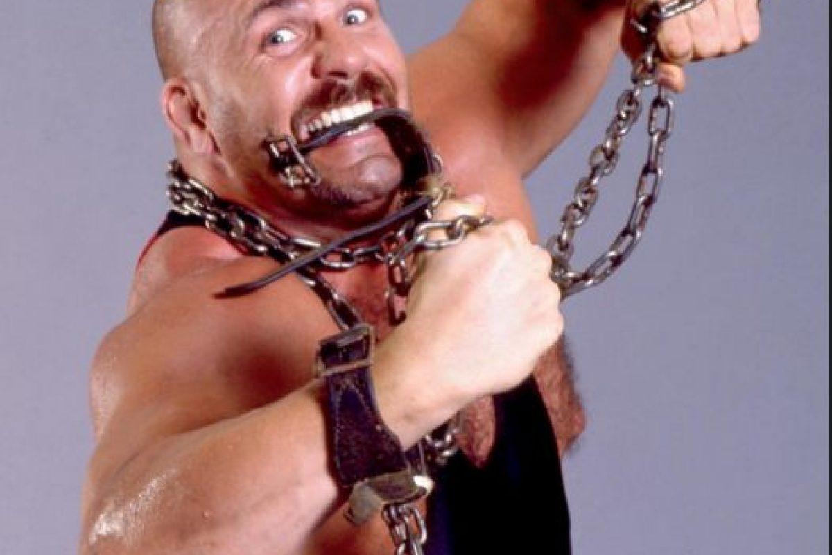 """""""La pesadilla rusa"""" – Nikita Koloff Foto:WWE. Imagen Por:"""
