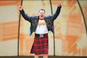 """Hot Rod"" Roddy Piper Foto:WWE. Imagen Por:"