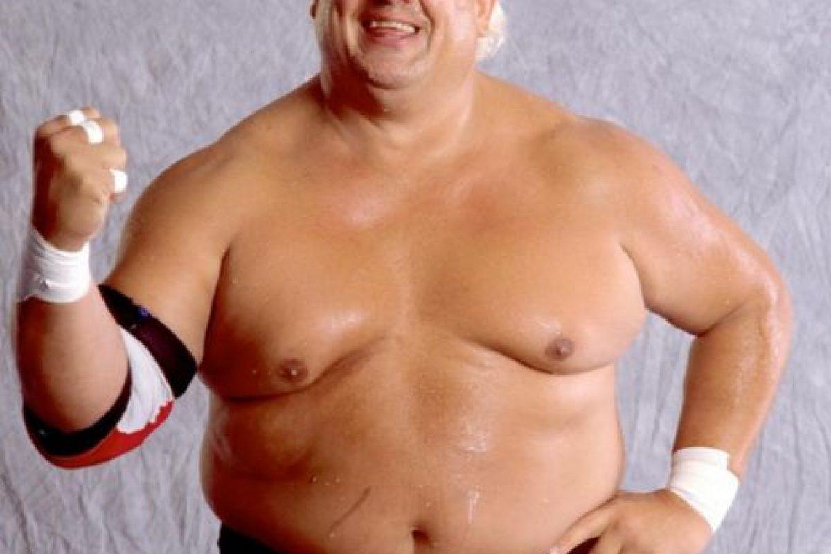 """""""El Sueño Americano"""" – Dusty Rhodes Foto:WWE. Imagen Por:"""