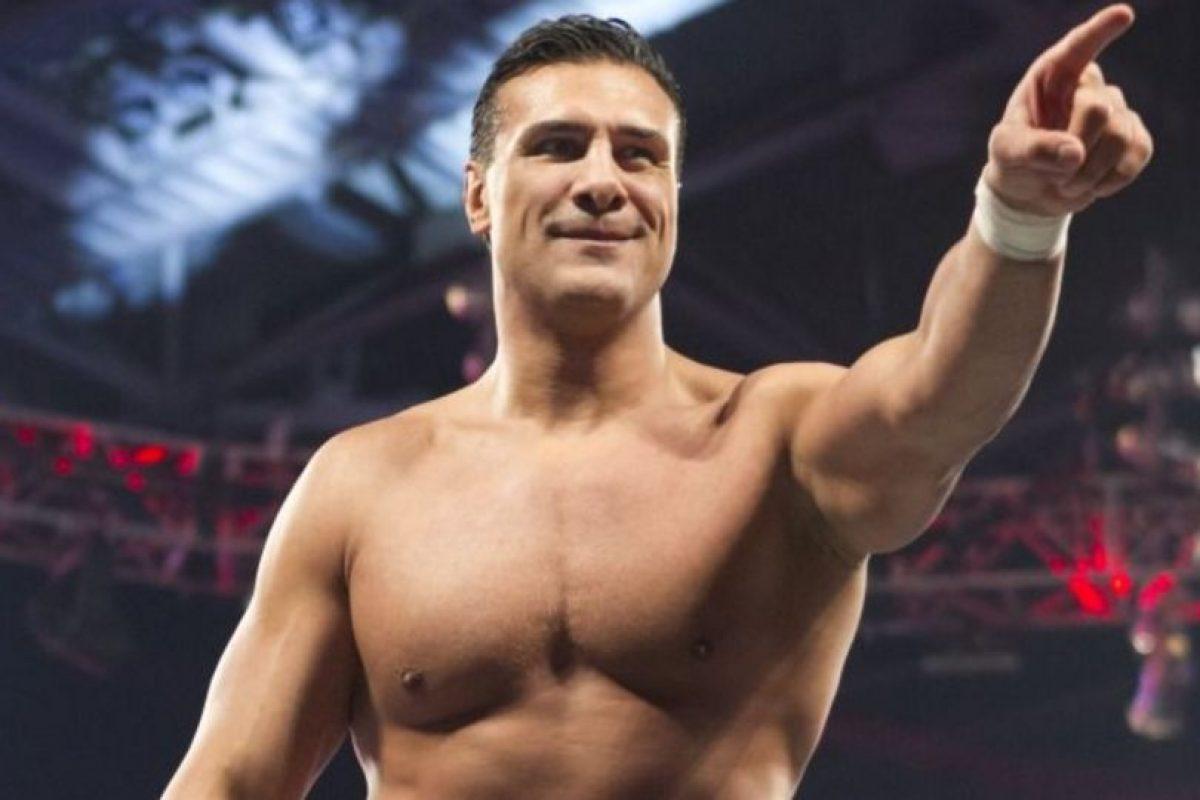 """Las cosas no han marchado bien para """"El Patrón"""" Foto:WWE. Imagen Por:"""