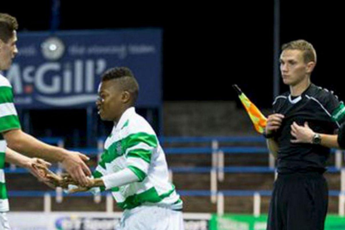 El de Costa de Marfil debutó con el Celtic Sub 20 a los 13 años Foto:Getty Images. Imagen Por: