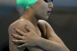 La nadadora Gaurika Singh fue la atleta más joven de Río 2016 con solo 13 años. Foto:Getty Images. Imagen Por: