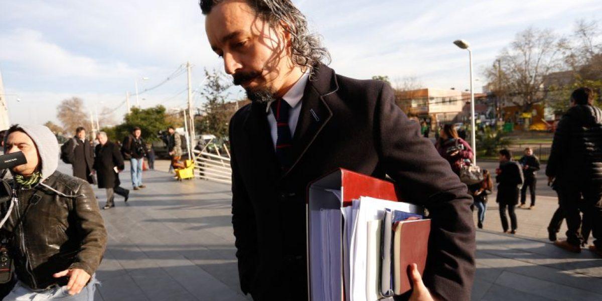 Fiscal Gómez ante formalización de ME-O: