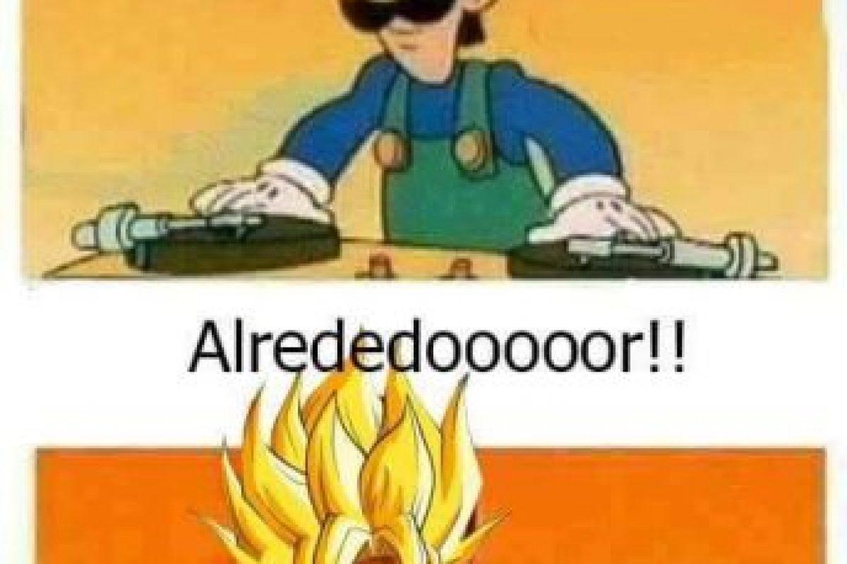 Los Mejores memes de DJ Luigi. Imagen Por: