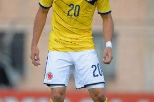 Rafael Santos, feliz por su regreso a la Selección de Colombia Foto:Getty Images. Imagen Por: