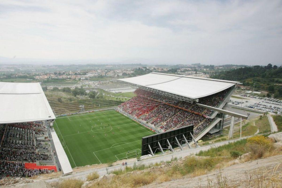 Tiene un aforo para 30 mil espectadores. Foto:Getty Images. Imagen Por: