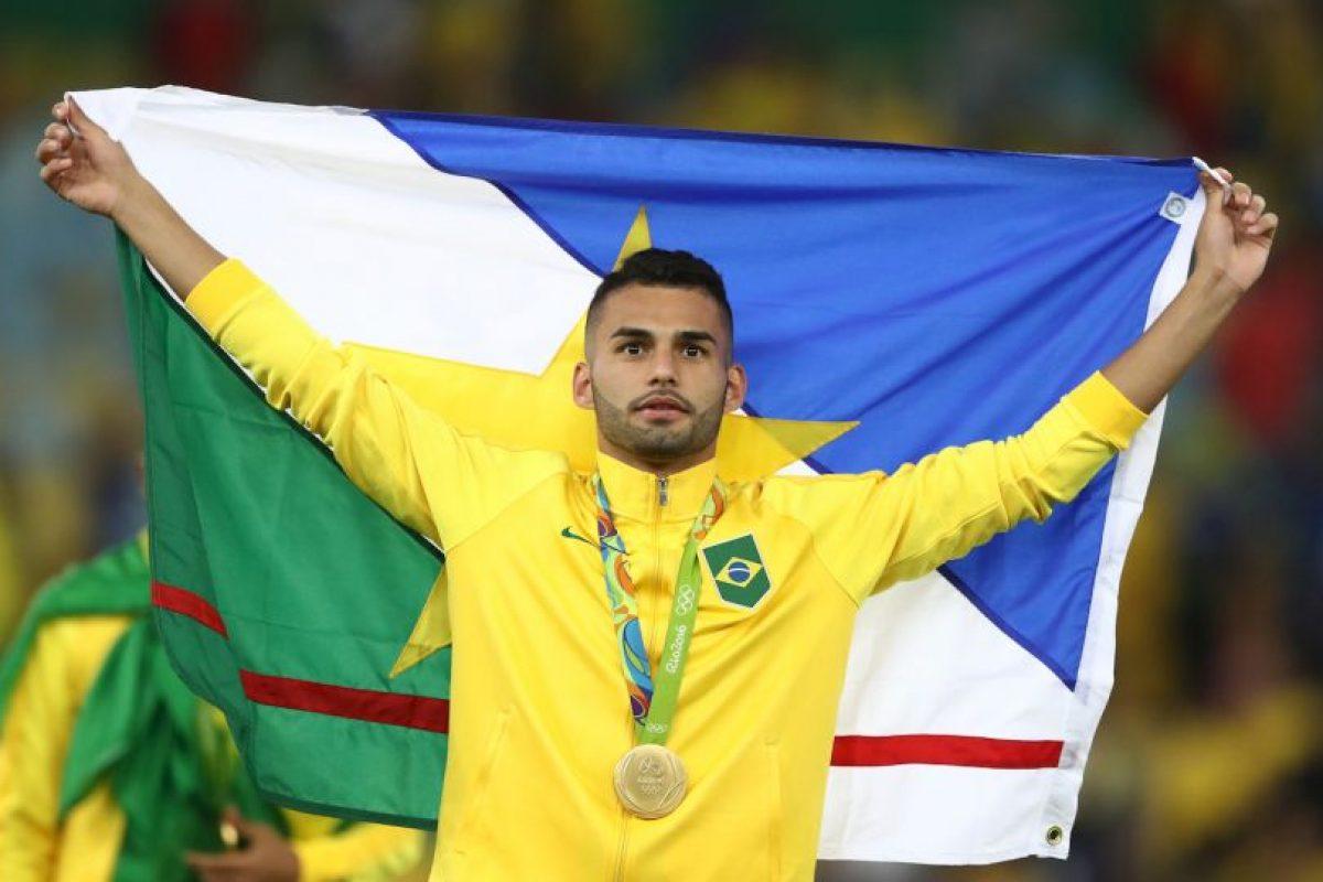 Thiago Maia es el que más opciones tiene. Foto:Getty Images. Imagen Por: