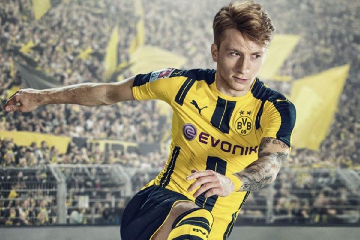 FIFA 17 salió al mercado el pasado 29 de septiembre Foto:17. Imagen Por: