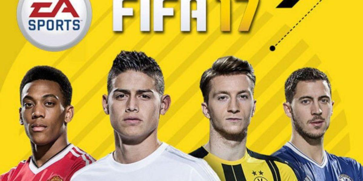 FIFA 17: Zlatan Ibrahimovic besa el trasero de portero