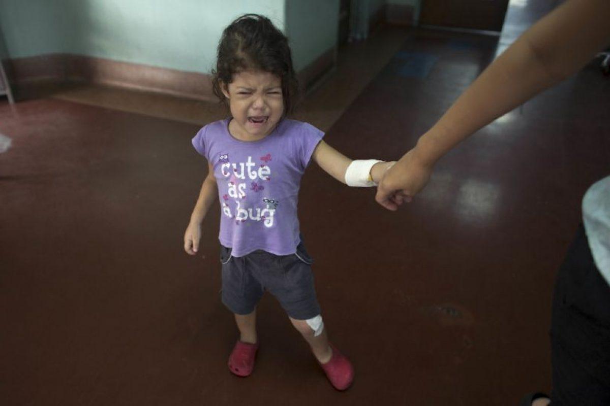 En enero, la Asamblea Nacional declaró la crisis humanitaria de salud Foto:AP. Imagen Por: