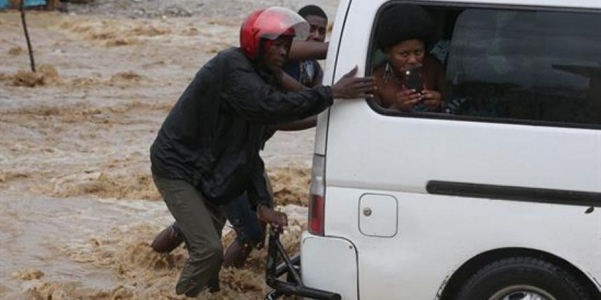 Huracán Matthew: Balance arroja  10 muertos en Haití