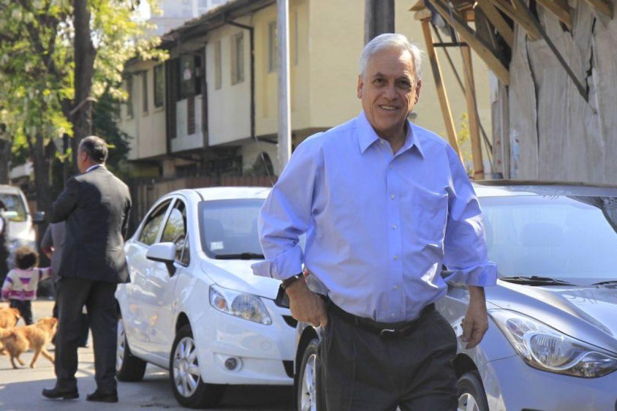 En el caso del ex Presidente Piñera, su nombre completo es Miguel Juan Sebastián Piñera Echenique. Foto:Agencia UNO. Imagen Por: