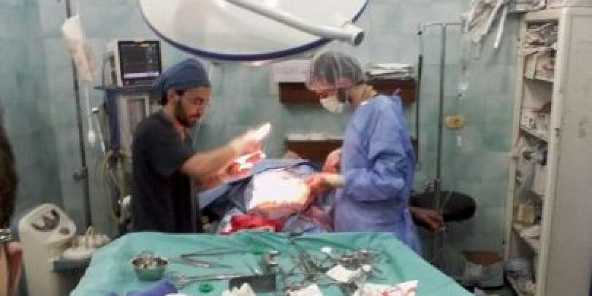 Un cirujano narra el horror en Alepo: