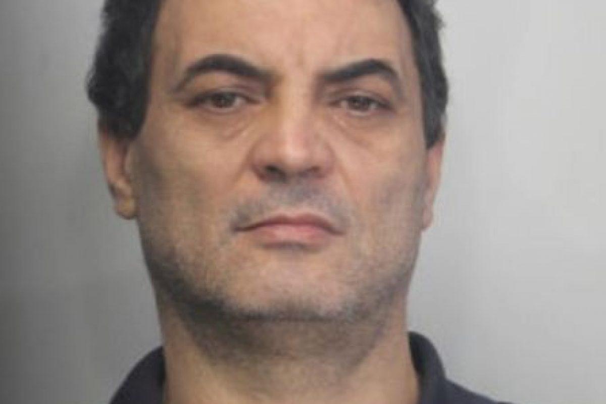 Antonio pelle después de su captura Foto:Twitter.com/poliziadistato/. Imagen Por: