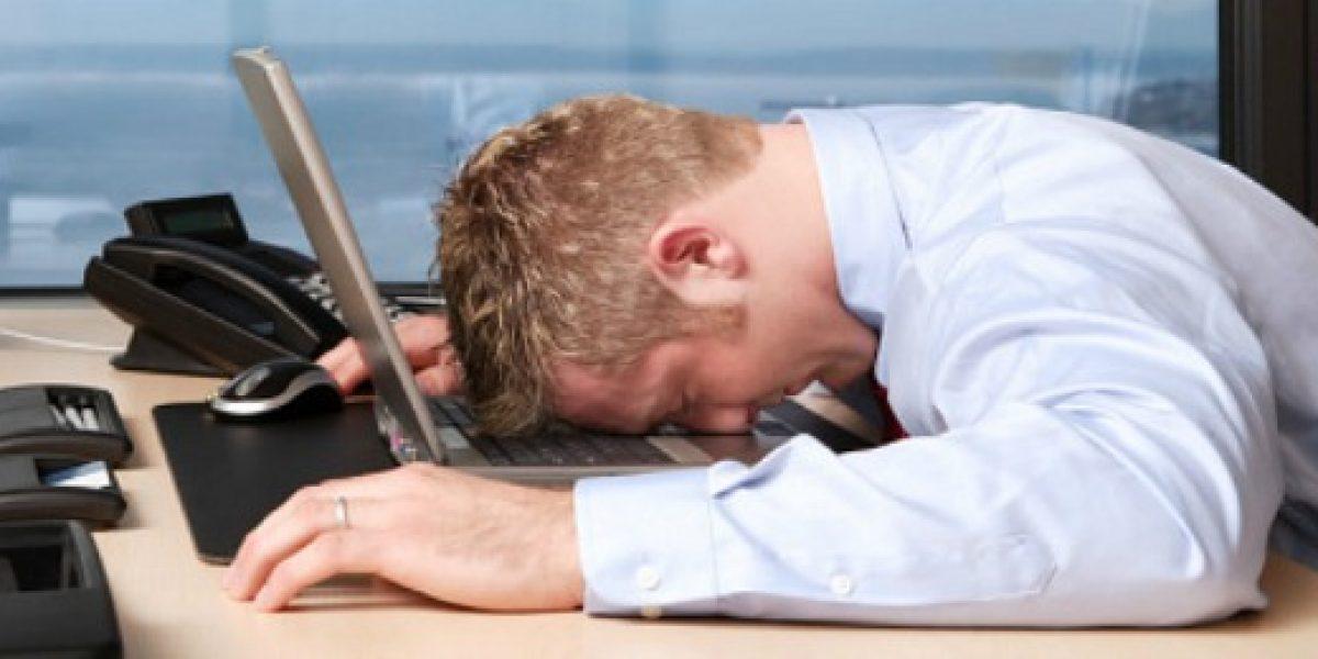 Trabajadores consideran al estrés como el principal problema de seguridad laboral