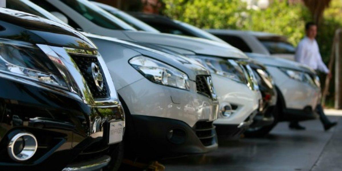 Ventas de autos crecen un 12,9% en septiembre y se convierte en el mejor mes del año