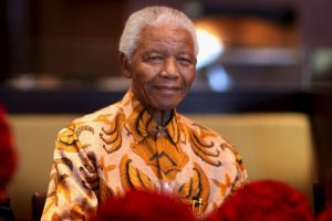 5. Nelson Mandela Foto:Getty Images. Imagen Por: