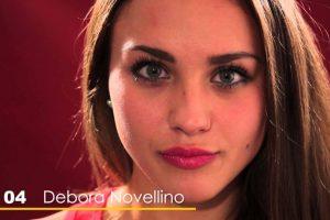 Debora Novellino, futbolista y Miss Italia. Imagen Por: