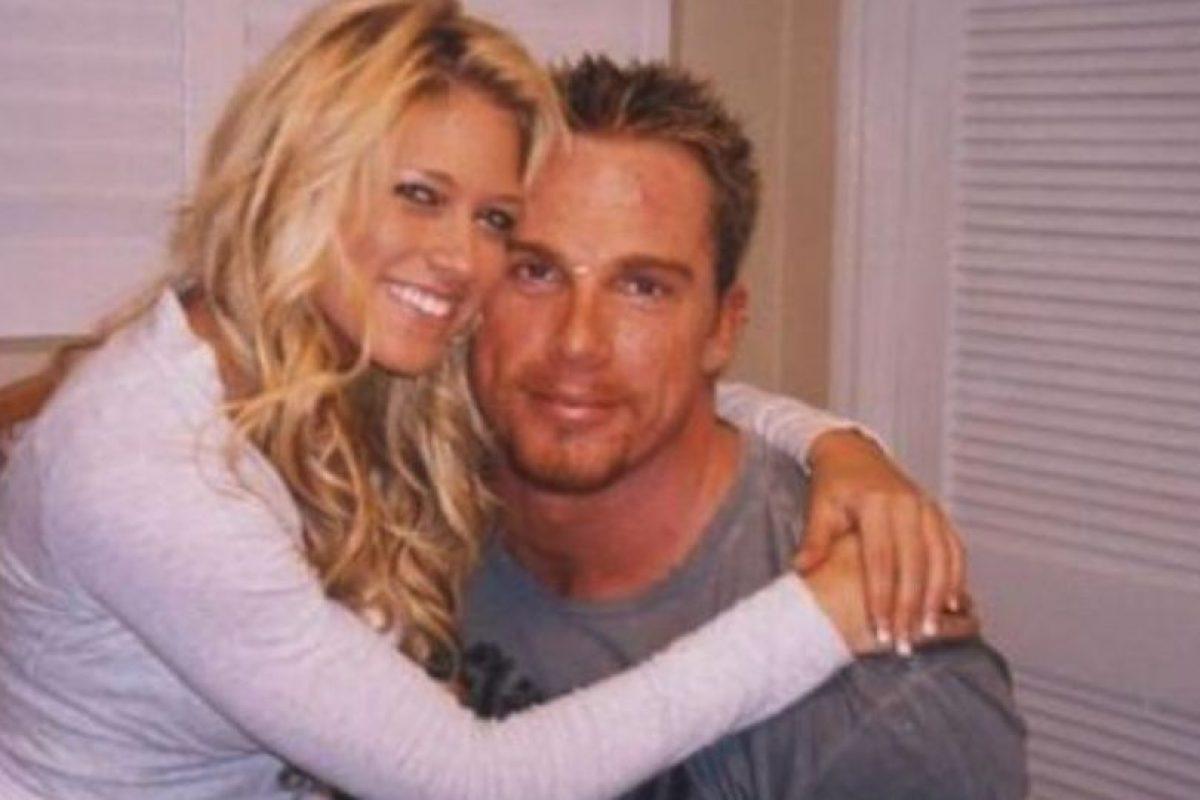 Kelly Kelly mantuvo una relación con Test, que terminó antes del fallecimiento del luchador, en 2009 Foto:WWE. Imagen Por: