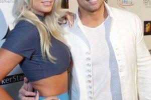 Maryse y The Miz se casaron en febrero de 2014 Foto:WWE. Imagen Por: