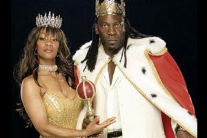Booker T y Sharmell se casaron en 2005 Foto:WWE. Imagen Por: