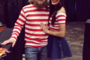 Daniel Bryan y Brie Bella Foto:WWE. Imagen Por: