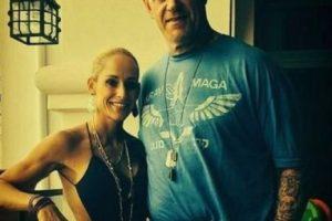 Undertaker y Michelle McCool Foto:WWE. Imagen Por: