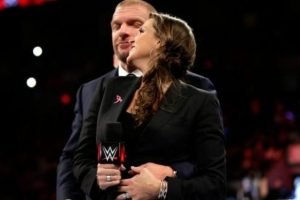 Triple H y Stephanie McMahon Foto:WWE. Imagen Por: