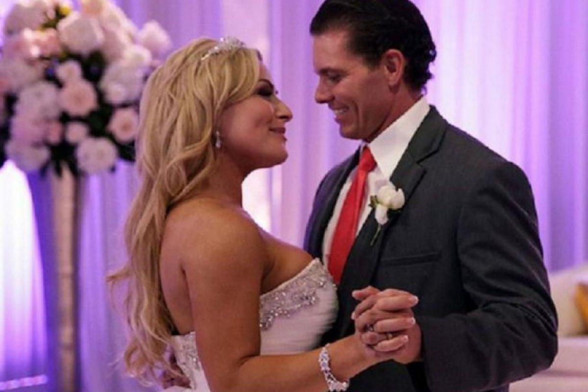 Natalya y Tyson Kidd Foto:WWE. Imagen Por: