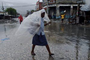 """""""Puerto Príncipe, Haití, 4 de octubre"""" Foto:AFP. Imagen Por:"""